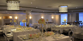 Try your Ceremony and party in the PrimaLuna Reception Hall